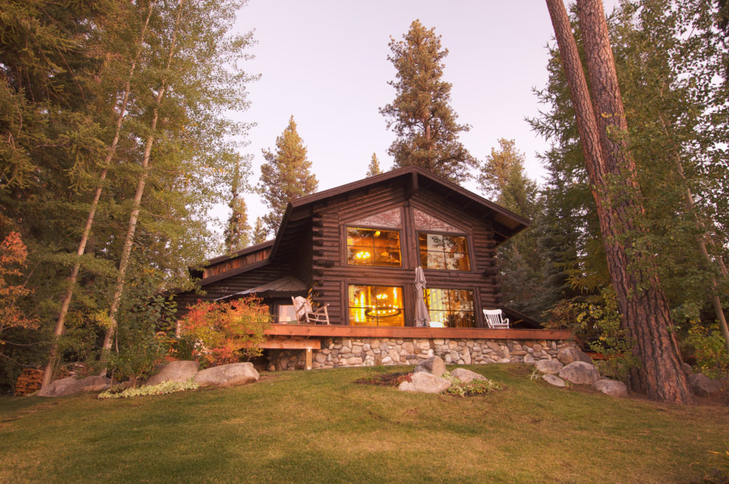 Oregon Cabin for Sale