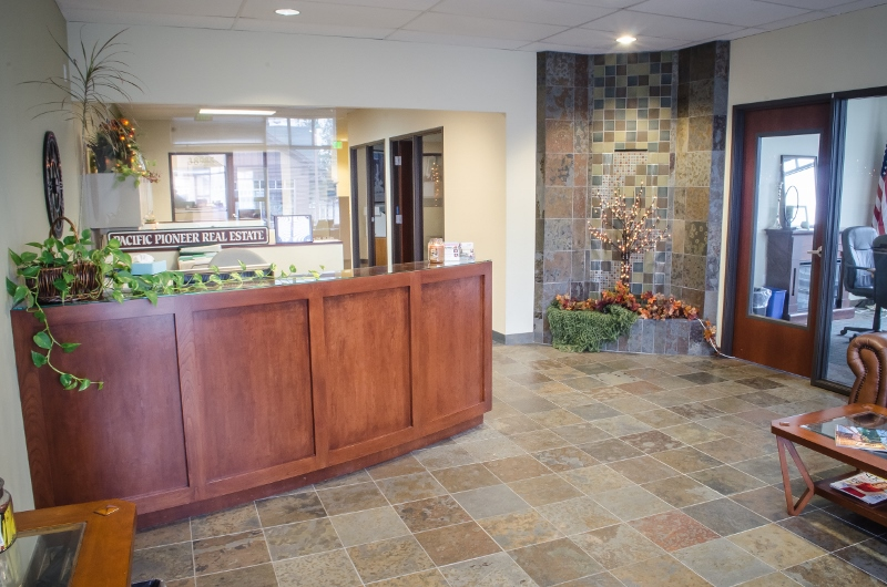 Pacific Pioneer Front Office and Reception